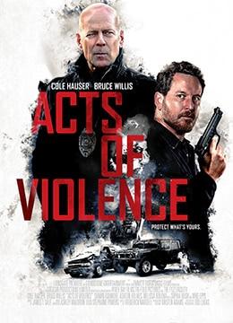 《暴力行为》2018年加拿大动作,犯罪电影在线观看