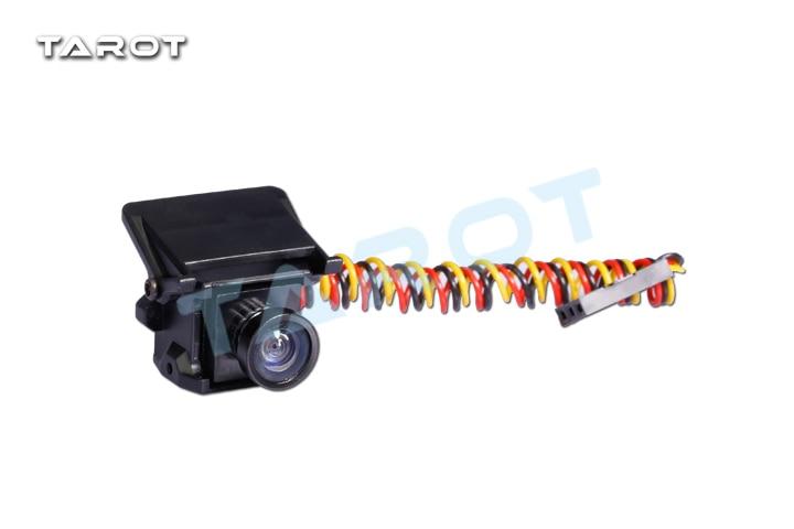 Tarot Mini 520TV Lines NTSC PAL HD Color Camera  FPV 5-12V TL300MN2 FOR mini 200 250 280 300 Quadcopter vk 123 mini hd pal ntsc mutual conversion tv system converter adapter for single format video equipment