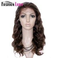 Модные женские бразильские волосы remy, волнистые парики для тела, 16 дюймов, полностью кружевные парики, человеческие волосы с регулируемой л