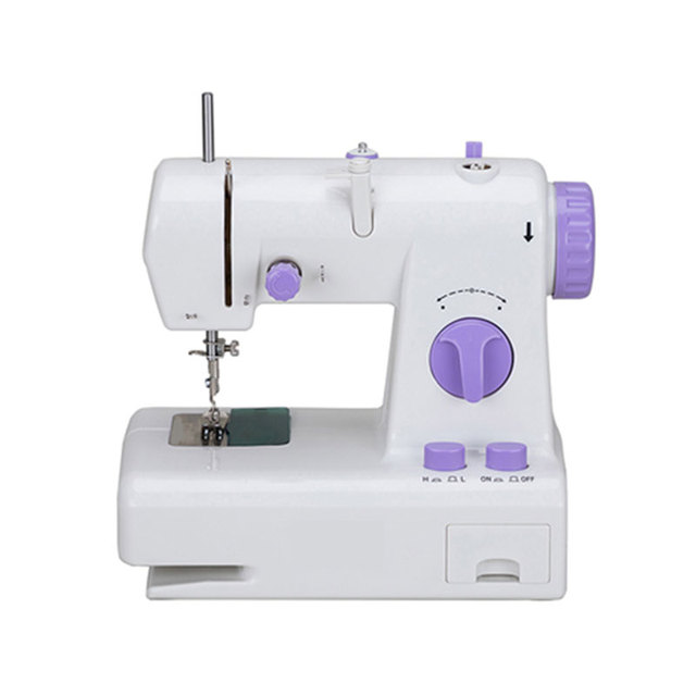 Portable Double Thread Mini Electric Sewing Machine Household Smart Unique Electric Sewing Machines