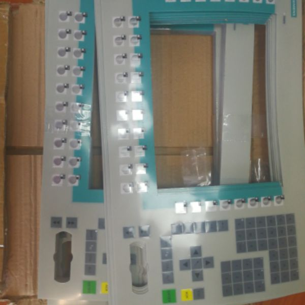 6AV8100-0BC00-1AA1 Membrane Keypad FOR SCD 1297-K, LCD MONITOR 12 REPAIR, HAVE IN STOCK