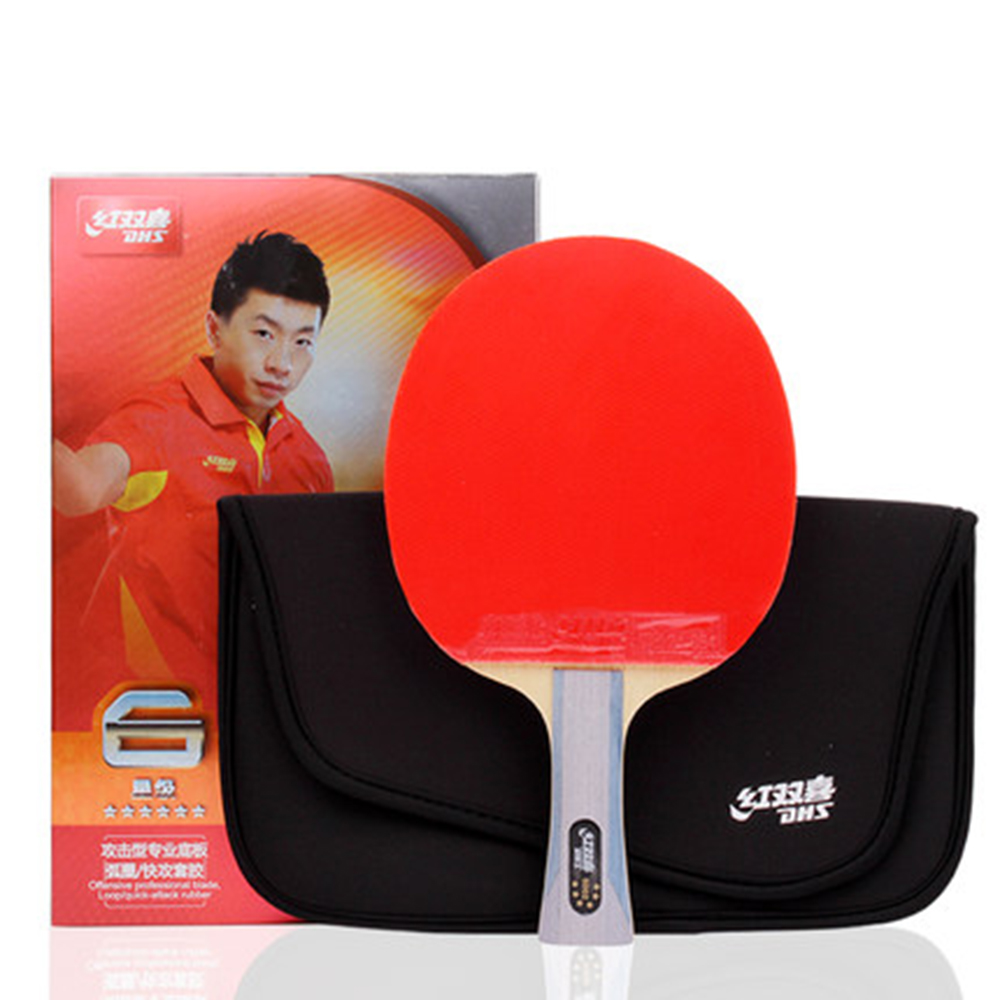 Original6002/6006 прямая/горизонтальная рукоятка, лезвия для настольного тенниса, ракетки для настольного тенниса, спортивные ракетки для пинг пон