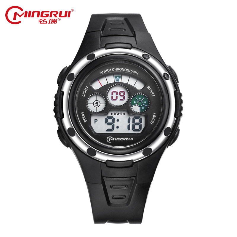 Montre Enfant 2019 Brand MINGRUI Children Fashion Luminous Digital Watch Waterproof Sport Watches Kids Alarm LED Watch Hour Gift