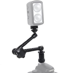 Image 3 - 11 inch Adjustable Magic Articulated Arm Super Clamp for Mounting HDMI Monitor LED Light LCD Video Camera Flash Camera DSLR