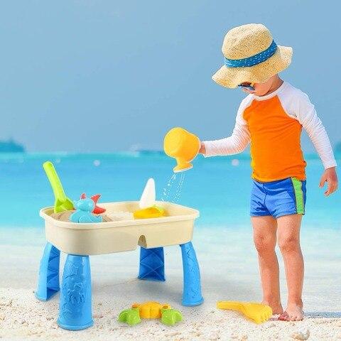 brinquedos p areia praia