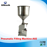 Small Pneumatic Filling Machine A02 A03 Paste Filling Machine Honey Filling Machine Liquid Filling Machine Small