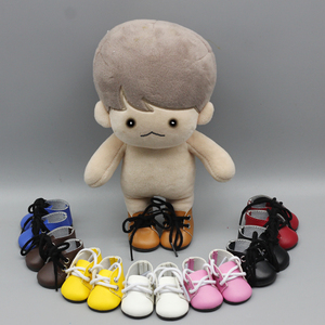 5cm Doll Shoes For 1/4 BJD 14 Inches american Baby Doll Fashion Mini Shoes with Socks High Quality Doll Accessories(China)