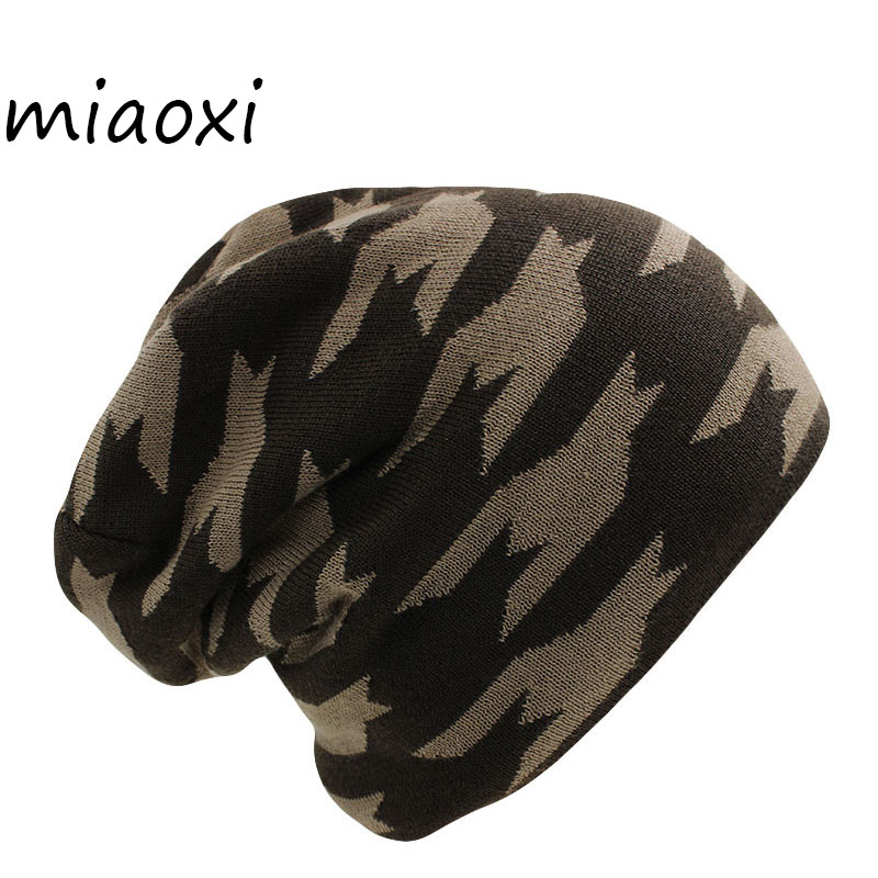 miaoxi new casual unisex solid 4 colors women hat smiling face winter caps warm knitted chic cap beanies snow bonnet gorro miaoxi New Casual Adult Unisex Women Winter Hat Warm Caps Hip Hop Geometric Male Hats Beanies Top Fashion Female Gorro