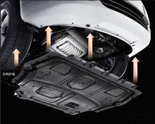 09-19 FOR Toyota RAV4 engine lower shield RAV4 2.0L chassis baffle original special-purpose