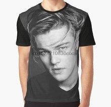 17ff93132 All Over Print Women T Shirt Men Funny tshirt leonardo dicaprio Graphic Women  T-Shirt (2). US $13.29 / piece Free Shipping
