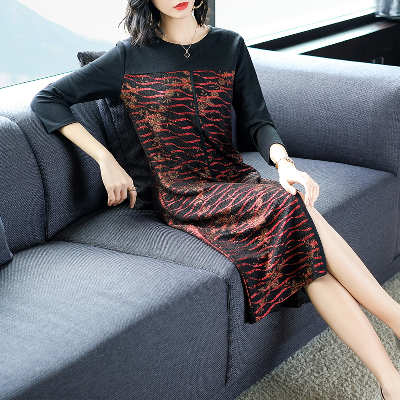 c174b92ec3b Black dress women clothes plus size large chinese elegant vintage robe party  dresses vestido midi elegante