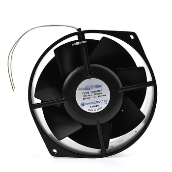 For Royal Fan TR655D-7 VAC 200V 50/60Hz 29/29W 172*150*55mm 2 wires cooling fan