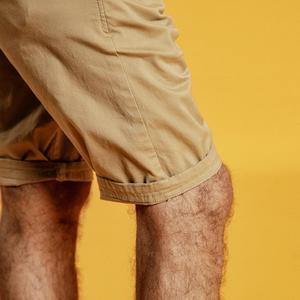 Image 5 - Simwood shorts masculinos de algodão, bermudas masculinas de alta qualidade na altura do joelho casuais, tamanho grande 9, verão 2020 cor disponível