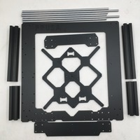 Original Prusa i3 MK3 3d printer parts aluminum frame, aluminum profile and smooth rods