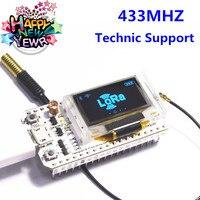 433MHZ ESP32 LoRa SX1278 Esp32 Led 0 96 Inch Blue OLED Display Bluetooth WIFI Lora