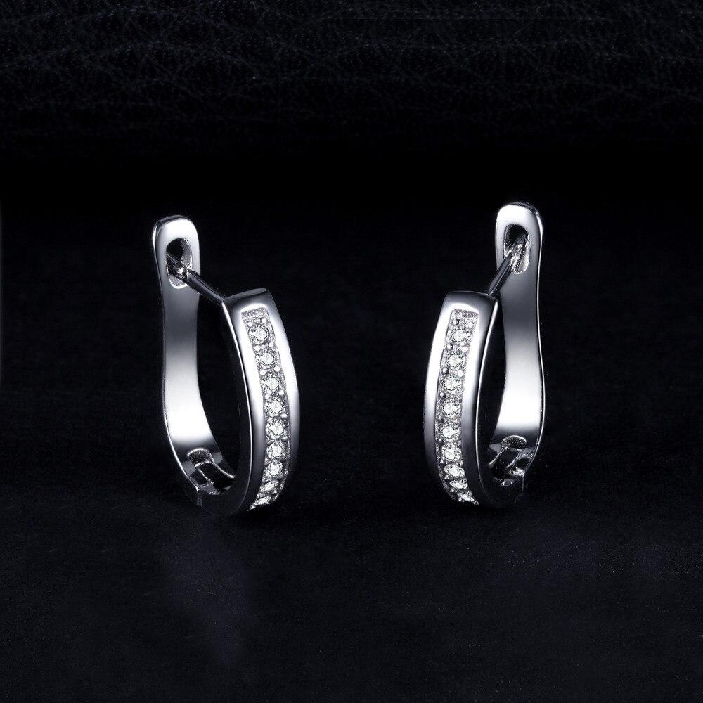 SmykkerPalace CZ øreringe i øreringe 925 sterling sølvøreringe - Mode smykker - Foto 2