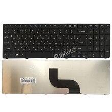 Laptop Keyboard Acer Aspire RU for 5740 5740z/5740d/5740d/5741 5741G 5745 5800/5250 Black