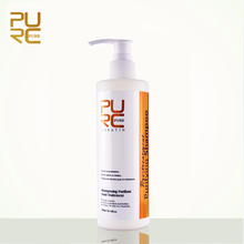 PURC Purifying Shampoo Keratin Hair Treatment Deep Cleaning 300ml Hot Sale Salon Products PURE