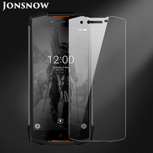 JONSNOW Tempered Glass For Doogee S55 Screen Protector 9H Explosion proof Protective Film  for Doogee S55 Lite 5.5 inch