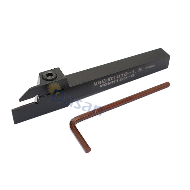 1PC Groove Tools MGEHR1010 MGEHR1212 MGEHR1616 External Grooving Turning Tool Holder CNC Lathe Turning Tools Free Shipping