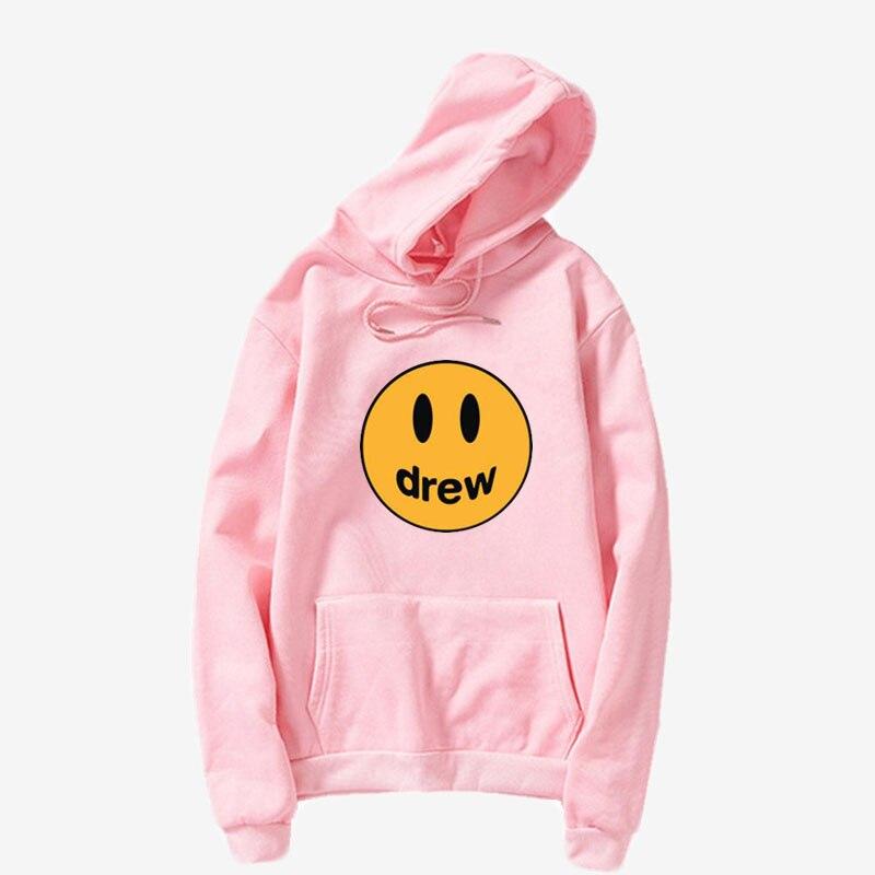 Drew Sweatshirt Drew House Justin Bieber Smiley-Face Clothing Hoodie,Kids PrestonPlayz Galaxy Logo Kids Hoodie. Hooded Sweatshir