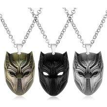 Marvel Avengers CAPTAIN AMERICA Captain America 3 Panthers Necklace pendant pendants jewelery suspension erkek kolye chain choke