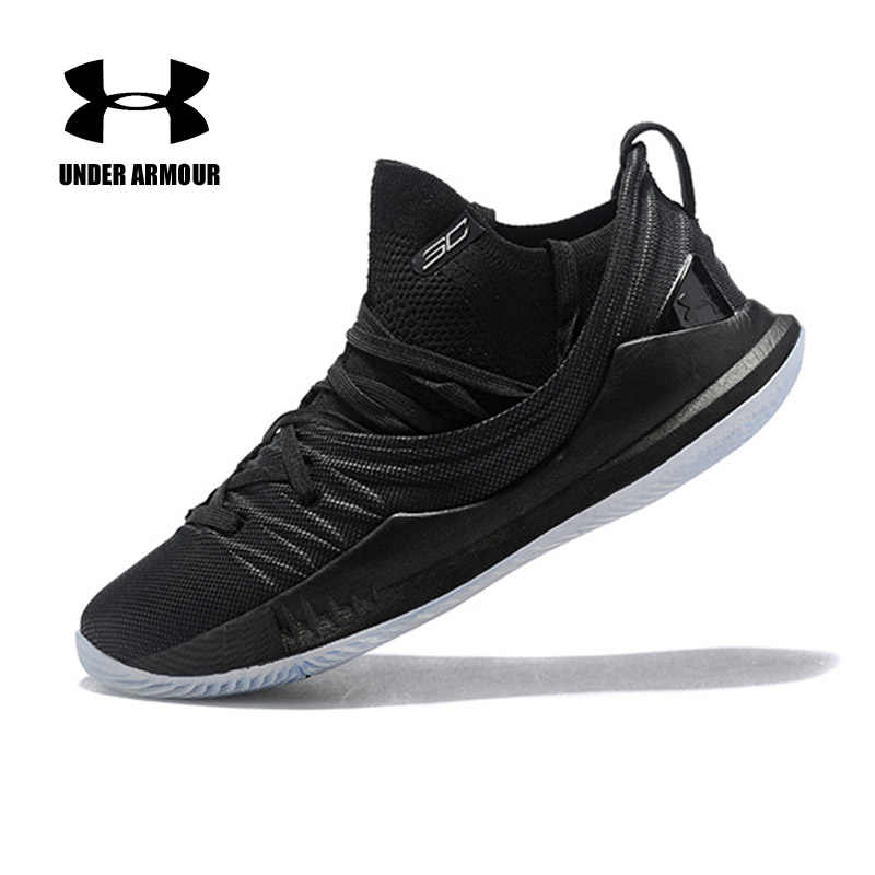 1a487b5922ec Under Armour Men Curry 5 Basketball Shoes stephen curry shoes Zapatillas  hombre Deportiva Men Outdoor Cushioning .