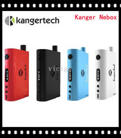 Pre Order 100 Original Kanger Nebox Temperature Control All In One Starter Kit Suit 18650 Battery