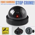 Maniquí Fake Cámara de Vigilancia de interior Al Aire Libre Ir Led Cámara Domo Inalámbrico Casa de Seguridad CCTV Cámara Simulada de Vigilancia de vídeo