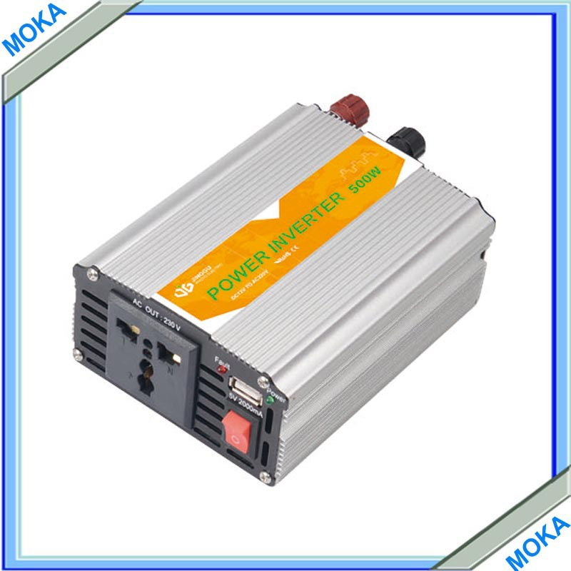 ФОТО Free Shipping 500w  Solar Power Product Inverter Widely Used 50/60HZ  Car Used Power Inverter