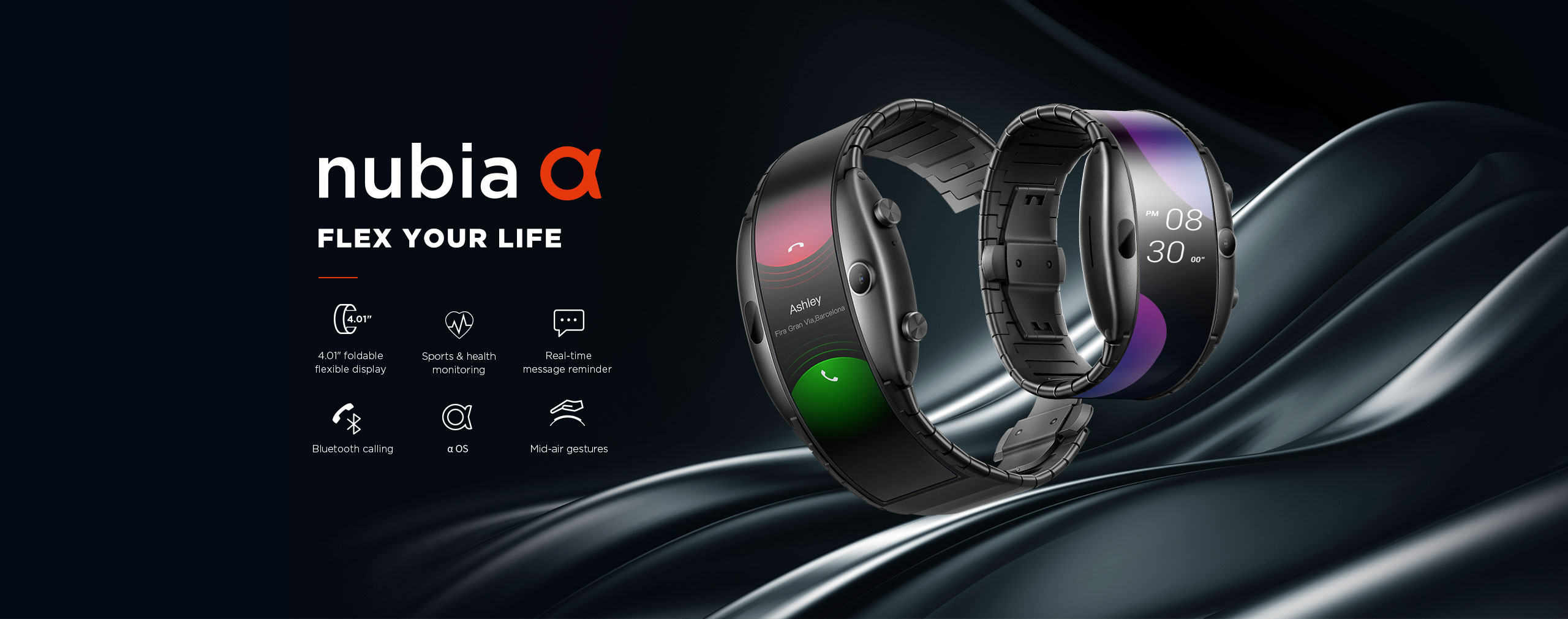 Nubia ALPHA Watch phone