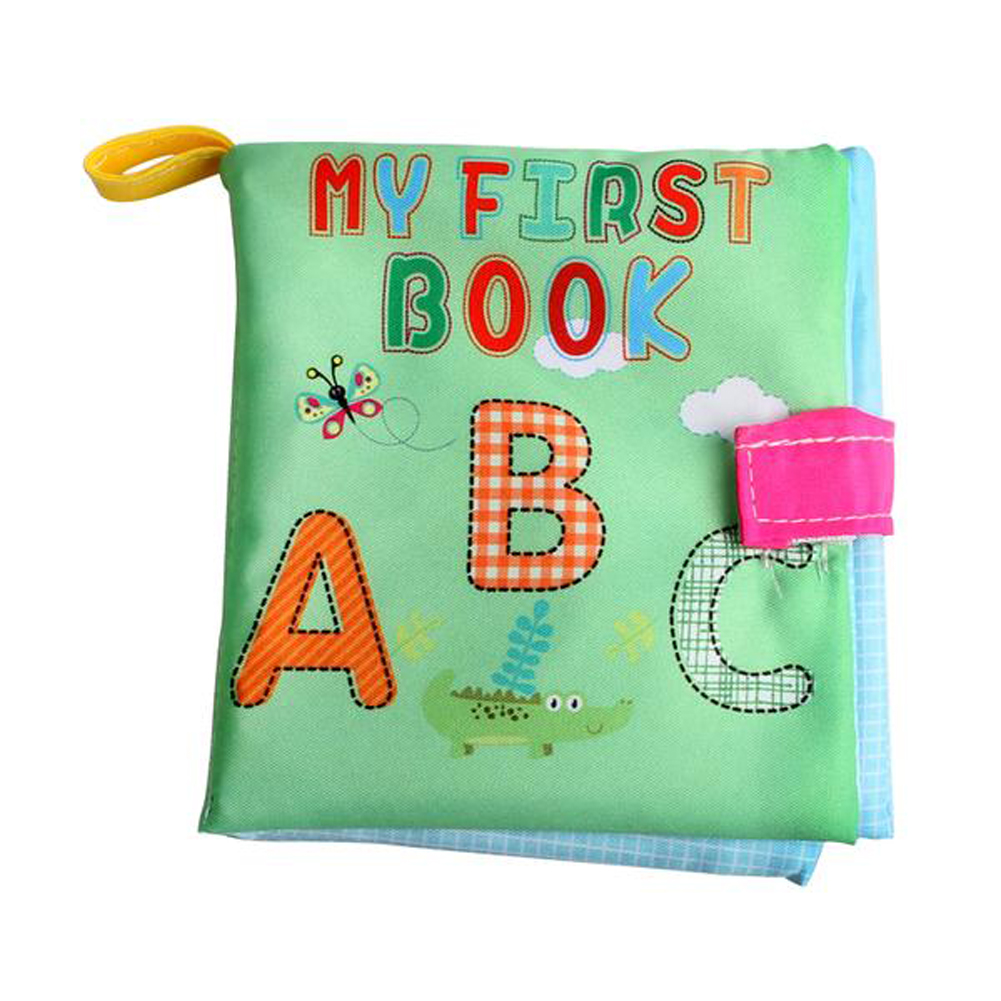 4 Style Educational Baby Toys Rattles Soft Cloth Books Toys For Newborns Rustle Sound Stroller Crib Bed Baby Toy 0-36 Months 18