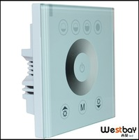 Free Shipping DC12 24V Wall Switch Touching Dimmer For DIY Home Lighting Popular At Italy United