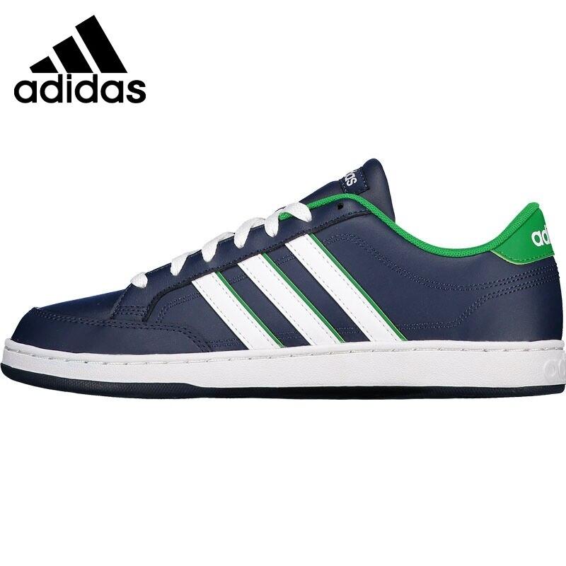Prix pour Original Nouvelle Arrivée Adidas NEO des Classiques des Hommes Planche À Roulettes Chaussures Sneakers
