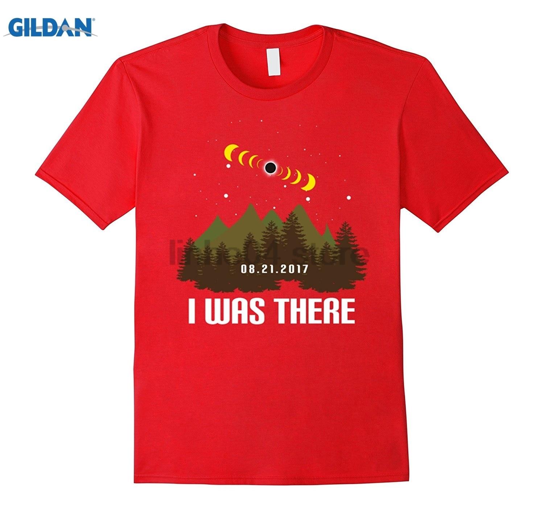 GILDAN Total Solar Eclipse TShirt I Was There August 21 2017 dress T-shirt