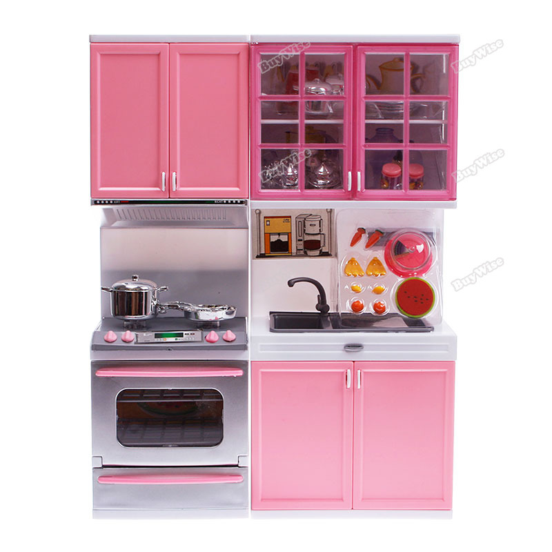 Enjoyshop Lowest Price Kids Children Kitchen Pretend Play