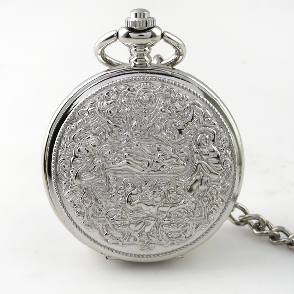 large size cool fashion casual luxury pocket watches