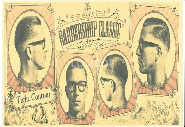 BARBERSHOP GLASSIC Tight Contour\