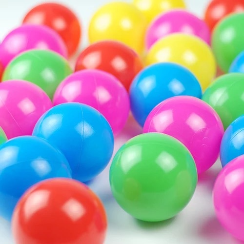 Small Toy Balls : Colorful balls baby marine plastic small ball non