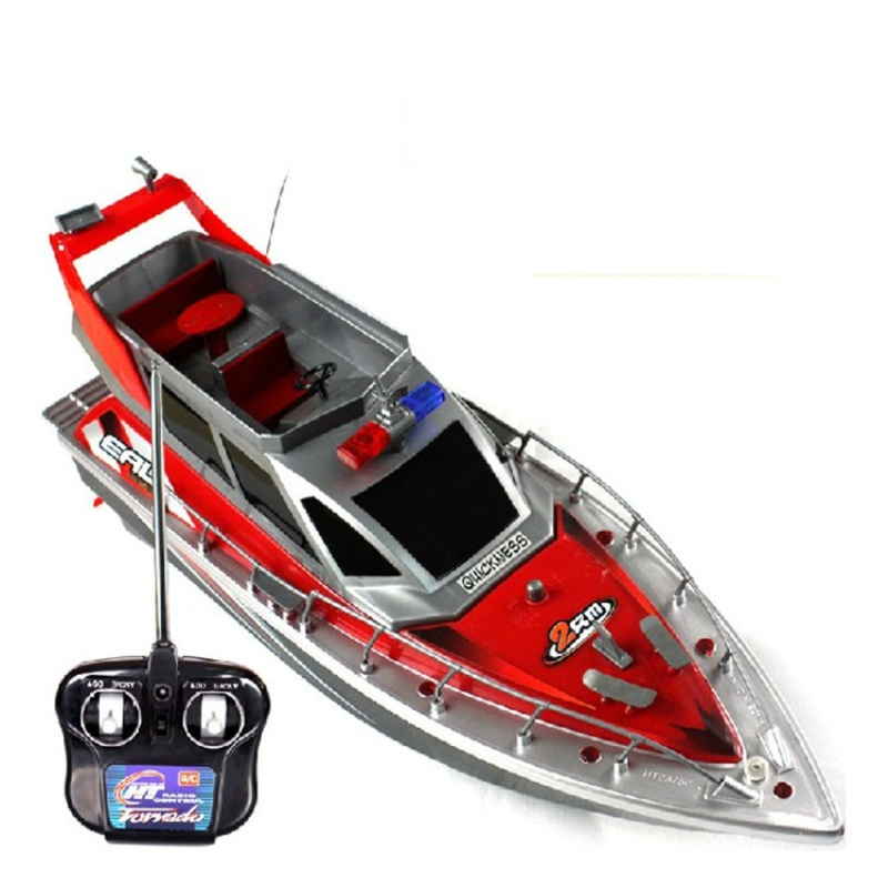 High speed RC Boat Remote control boat 2875F Electric R/C Boat Remote control airship educational toy model kids child best gift high quality high speed rc boat 13000 6ch mini radio control simulation series rc nuclear racing submarine model kids best gifts