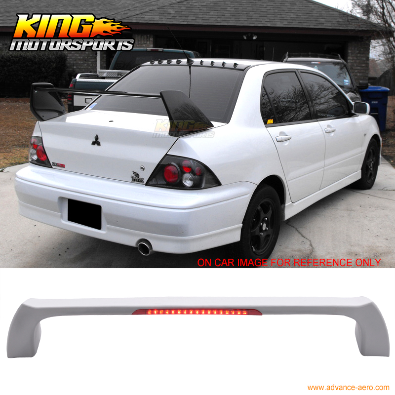 Online Buy Wholesale mitsubishi lancer spoiler from China
