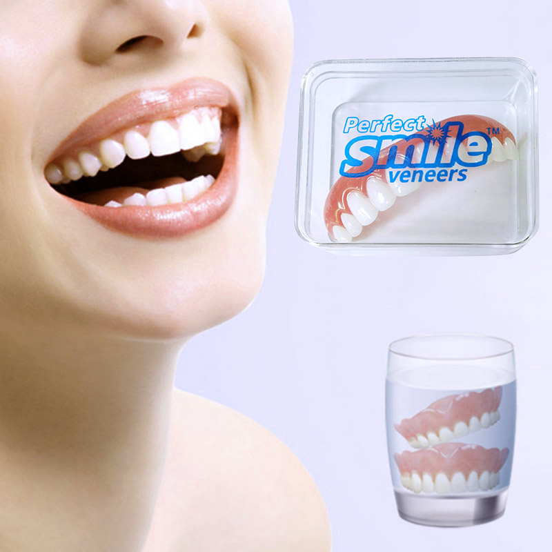 New Teeth Whitening Oral Correction Of Teeth For Bad Teeth Give You Perfect Smile Veneers Beauty Dental Oral Hygiene Tools reflection