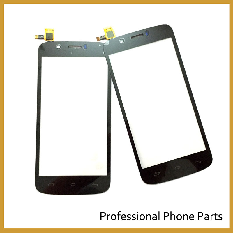 New Touch Panel Front Glass For Prestigio MultiPhone PAP5504 PAP 5504 DUO Touch Screen Digitizer Touchscreen Sensor