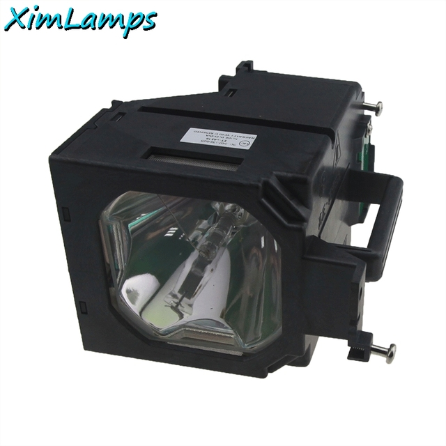 XIM Lamps Compatible POA-LMP147 / 610-350-9051 Projector Lamp for Sanyo PLC-HF15000L PLC-HF10000L with Housing