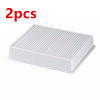 2Pcs Vacuum Cleaner Dust Filter HEPA H11 DJ63 00672D Filter For Samsung SC4300 SC4470 White VC