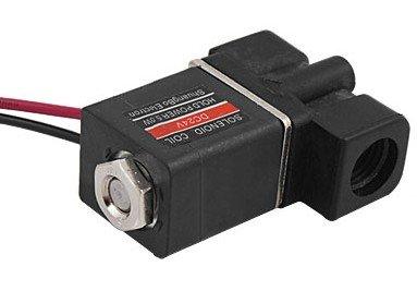 ; набор из 10 шт. 1/8 ''пластиковый электромагнитный клапан 2P025-06 DC12V