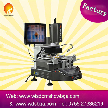 Low Cost Laptop Motherboard WDS-600 bga soldering station simple low cost electronics projects