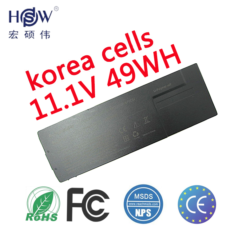 HSW Laptop Battery for SONY VAIO SVS SVT VPC SA VPC SB batteries VPC SD battery for laptop VPC SE PCG battery in Laptop Batteries from Computer Office