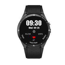 KingWear KW88 פרו 3G Smartwatch טלפון BT4.0 1.39 אינץ אנדרואיד 7.0 MTK6580 Quad Core 1.3GHz 1GB RAM 16GB ROM 350mAh(China)