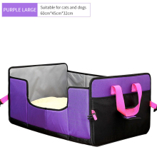 Dog Beds Cat mat Washable Puppy Cats Folding Carrying Handbag Large Dogs House Kennel Mat puppy pet Outdoor travel ATY-0167